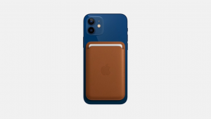 Apple's wallet accessory for the iPhone 12 and iPhone 12 mini. Apple