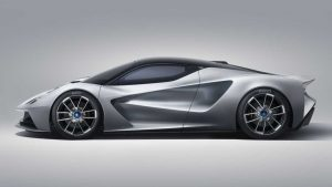 Lotus electric cars