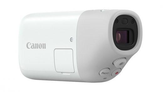 Canon's PowerShot Zoom