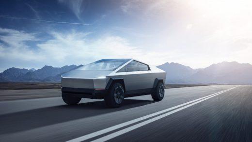 Tesla 'Monster' Cybertruck