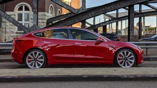 Tesla Model 3 Europe
