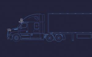 Waymo Daimler truck