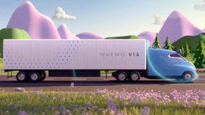 Waymo Daimler