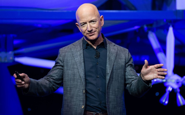 Silicon Valley David Selinger Jeff Bezos