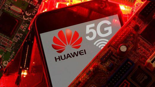 British Huawei 5G