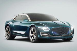 Bentley electric cars