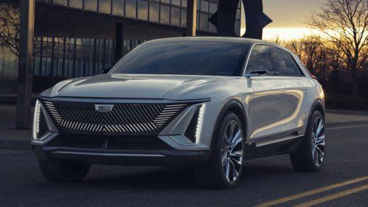 GM Cadillac Lyriq