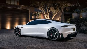 Tesla Roadster cars electric cars