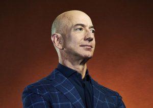 Jeff Bezos milliardery