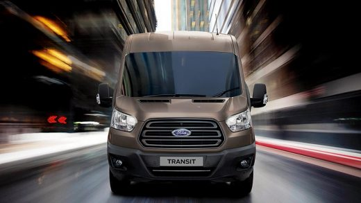 Ford Transit electric cars