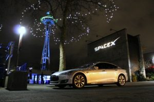 Tesla and SpaceX