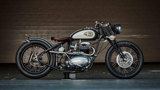 BSA Motorbike
