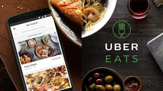 Canada Uber New York restaurants