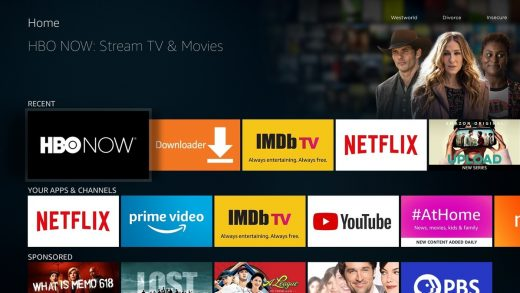 Amazon Fire TV HBO Max