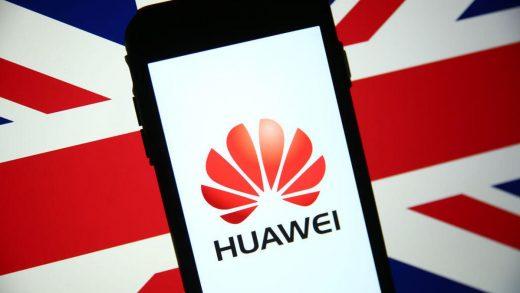 UK Huawei 5G
