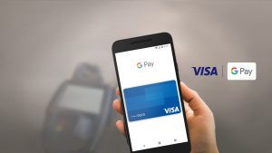 Google Pay financial