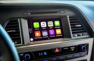Hyundai CarPlay and Android Auto