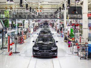Tesla California Covid-19 Fremont