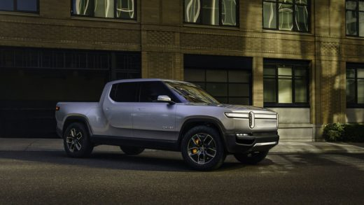 Rivian R1T electric pickup