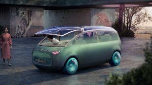 BMW MINI Vision Urbanaut