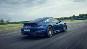 Porsche 911 electric cars