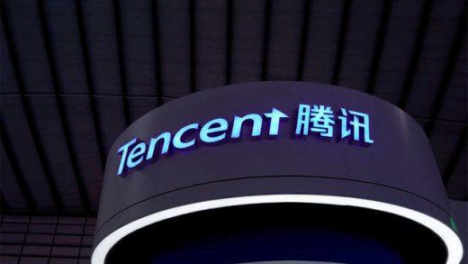 Tencents Hong Kong
