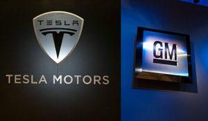 GM Tesla Model