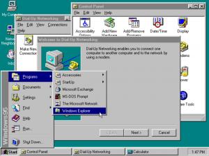 Windows 95 (1995)