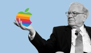 Warren Buffett Apple