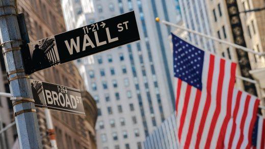 Wall Street Federal Reserve Morgan Stanley JPMorgan