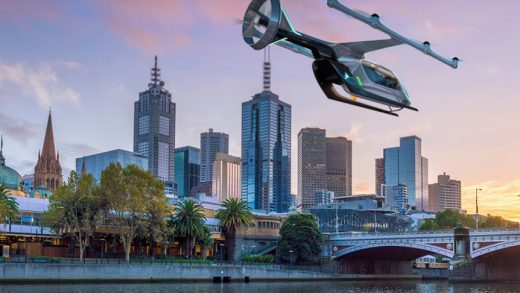 Electric Air Taxis Singapore