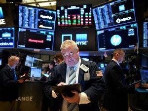 USA traded New York Covid-19