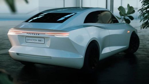 Pravaig Extinction MK1 cars electric cars