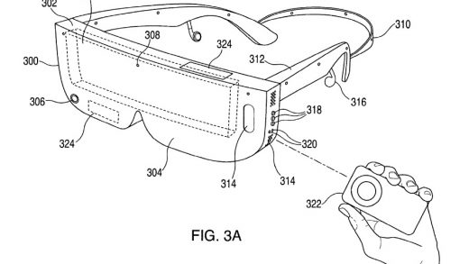 """The iPhone in place in """"Apple Glass,"""" plus remote control"""