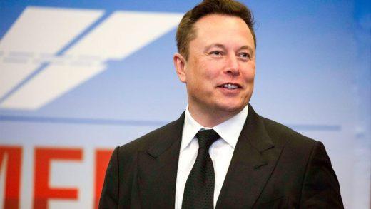 SpaceX's Starlink Tesla