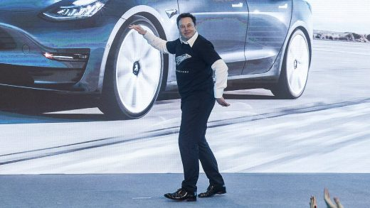 Tesla Model Y Gigafactory Shanghai