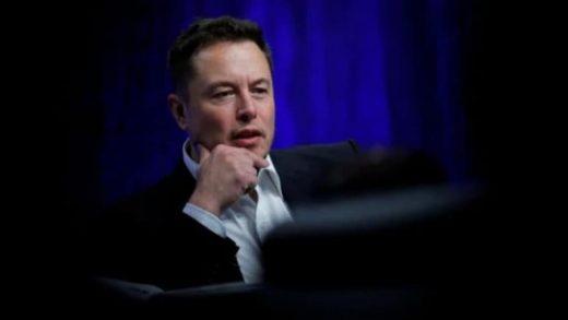 CEO Tesla Elon Musk