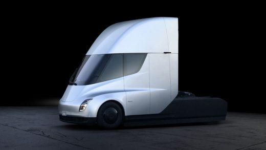 Tesla Semi & Convoy Mode