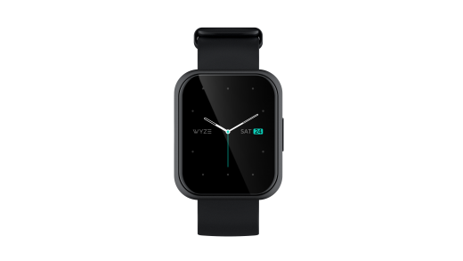 The 47mm version of the watch (pictured) comes with a 1.75-inch screen. Image: Wyze