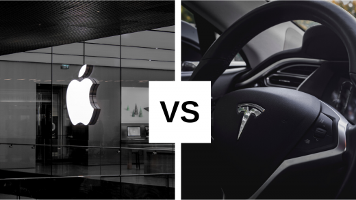Apple Car and Tesla