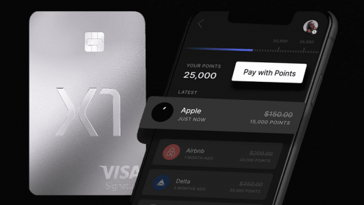 X1 Card PayPal Google Pay Apple Pay