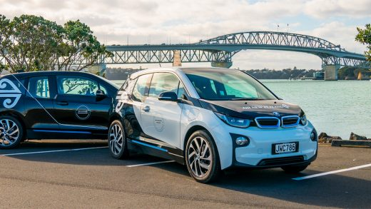 New Zealand electric cars
