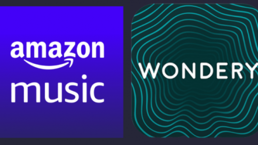Amazon Music and Wondery