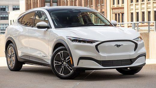 Ford EV Tesla