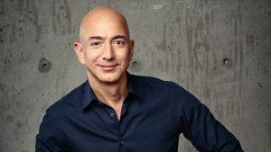 Amazon CEO Jeff Bezos's