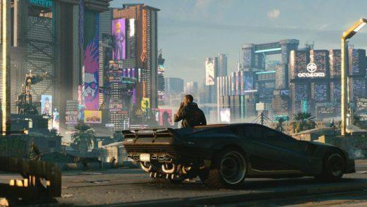Sony Cyberpunk 2077 PlayStation Store