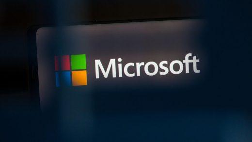 Microsoft Intel Surface PCs