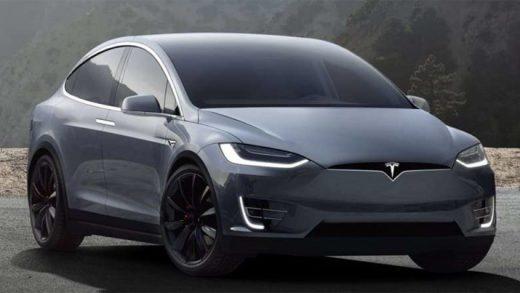 Tesla California Nevada New York