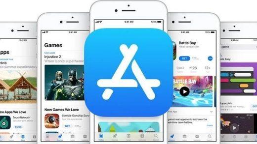 App Store Play Market IOS Facebook