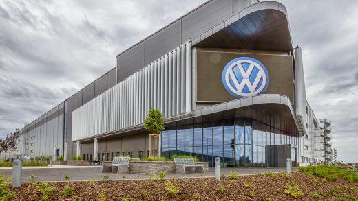 Volkswagen Audi Tesla